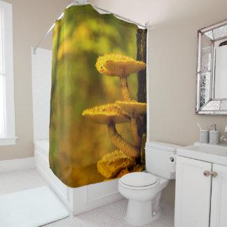 Pilz-Schönheits-Duschvorhang Duschvorhang