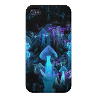 Pilz-Speck-Kasten Hülle Fürs iPhone 4