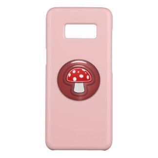 Pilz-Telefon Case-Mate Samsung Galaxy S8 Hülle