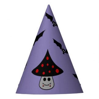 Pilzvampire-Party-Hut Partyhütchen