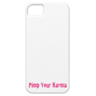 Pimp Your Karma I-Phone Hülle iPhone 5 Etui