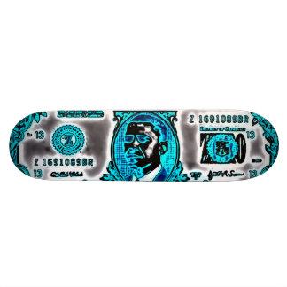 Pimpin Obama Graffiti-Spritzpistolen-Plattform Skateboard