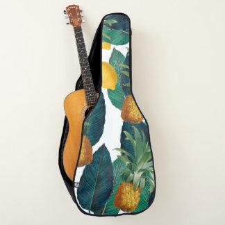 pineaple und Zitronenweiß Gitarrentasche