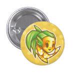 PineappleChibiHead Anstecknadel