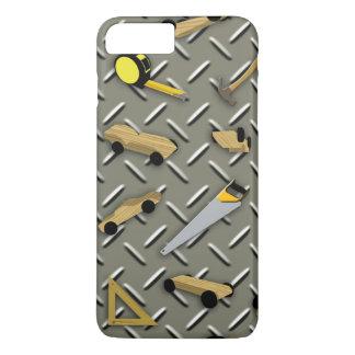 Pinecar Woodshop iPhone 7 Plus Hülle
