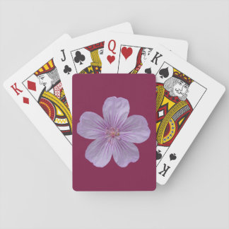 Pineywoods Pelargonie #1 Spielkarten