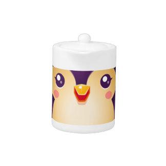 Pinguin-Baby-Tier in der Girly süßen Art