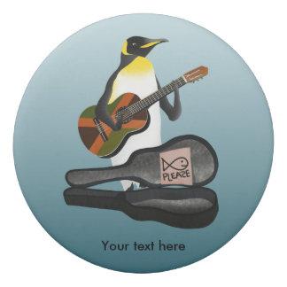 Pinguin Busking Radiergummi