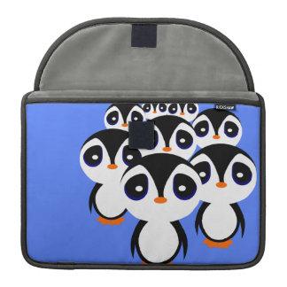 Pinguin-Familie Sleeve Für MacBook Pro