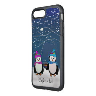 Pinguin-Freunde OtterBox Symmetry iPhone 8 Plus/7 Plus Hülle