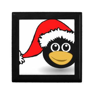 Pinguin Geschenkbox