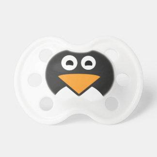 Pinguin-Gesicht Schnuller