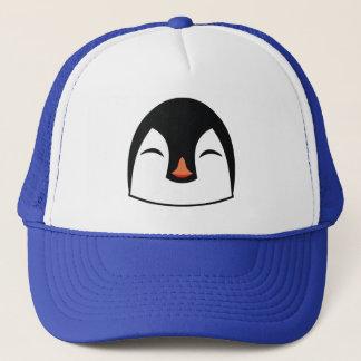Pinguin-Gesicht Truckerkappe
