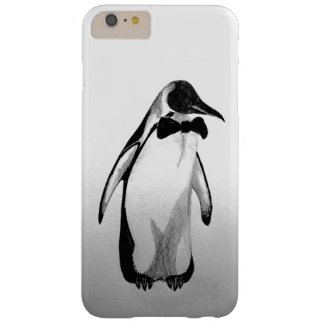 Pinguin in einem Bowtie Fall Barely There iPhone 6 Plus Hülle