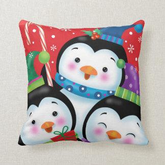 Pinguin-Kissen Kissen