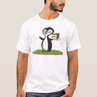 Pinguin-Kuchen T-Shirt