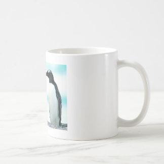 Pinguin-Liebhaber Kaffeetasse
