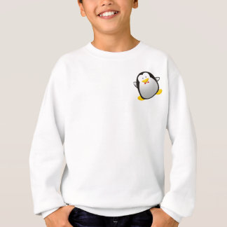 Pinguin-Linux-Bild-Smoking Sweatshirt