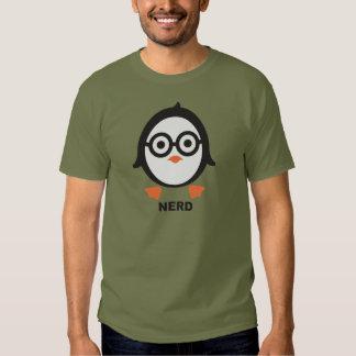Pinguin - nerd - penguin hemden