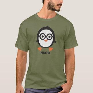 Pinguin - nerd - penguin T-Shirt