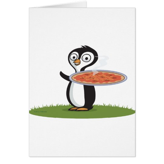 Pinguin Pizza