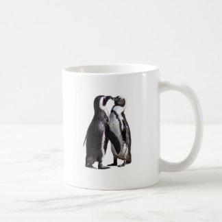 Pinguin Romance Kaffeetasse