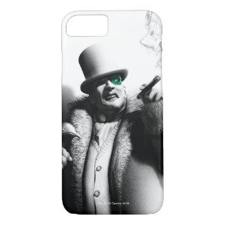 Pinguin-Schlüsselkunst iPhone 8/7 Hülle