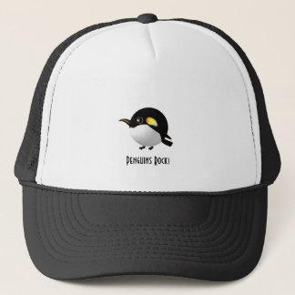 Pinguin-T-Shirt Truckerkappe