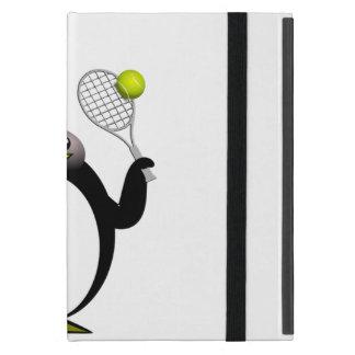Pinguin-Tennis iPad Mini Schutzhüllen