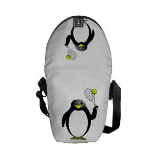 Pinguin-Tennis Kuriertasche
