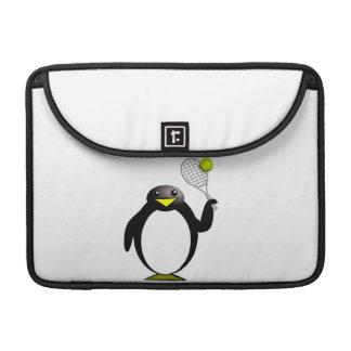 Pinguin-Tennis Sleeve Für MacBook Pro