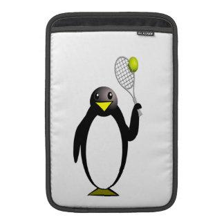 Pinguin-Tennis Sleeve Fürs MacBook Air