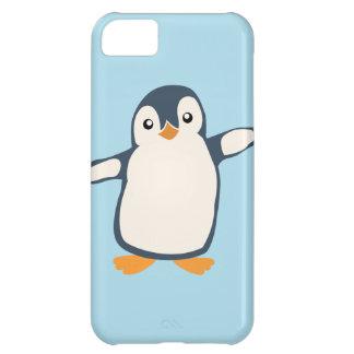 Pinguin-Umarmungs-Telefon-Abdeckung iPhone 5C Hülle
