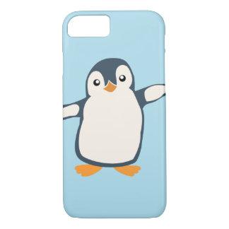 Pinguin-Umarmungs-Telefon-Abdeckung iPhone 8/7 Hülle