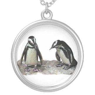 Pinguine Personalisierte Halskette