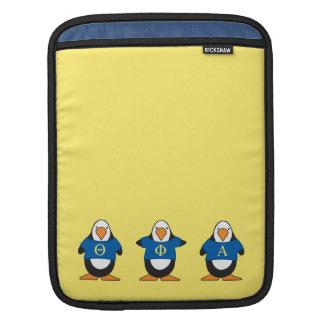 Pinguine mit Hemden Sleeve Für iPads