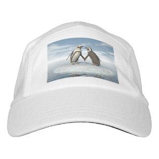 Pinguinpaare Headsweats Kappe