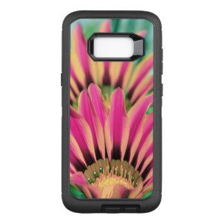 Pink-afrikanisches Gänseblümchen OtterBox Defender Samsung Galaxy S8+ Hülle
