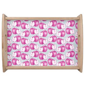 Pink Apple Tablett