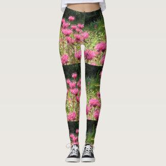 Pink-Bienen-Balsam Leggings