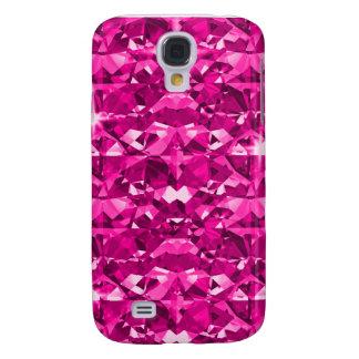 Pink-Diamanten Galaxy S4 Hülle