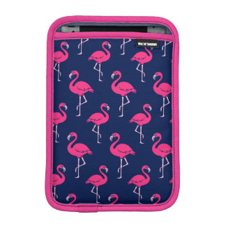 Pink-Flamingo-Muster Sleeve Für iPad Mini