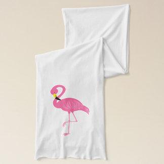 Pink-Flamingo Schal