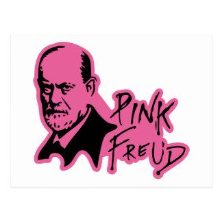 PINK FREUD Psychoanalysis Sound Edition Postkarten