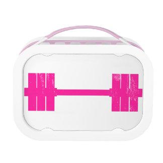 Pink-Gewicht Brotdose