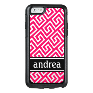 Pink-Grieche-Schlüssel OtterBox iPhone 6/6s Hülle