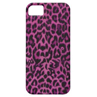 Pink-Leopard-Häute Schutzhülle Fürs iPhone 5