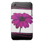 Pink Margerite - iPhone 3G Case-Mate Barely There iPhone 3 Case-Mate Hüllen