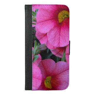 Pink Million Bell iPhone 6/6s Plus Geldbeutel Hülle