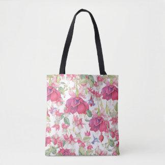 Pinkfarbene Fantasie Tasche